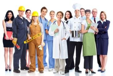 Τα επαγγέλματα με τις περισσότερες θέσεις απασχόλησης μέχρι το 2020