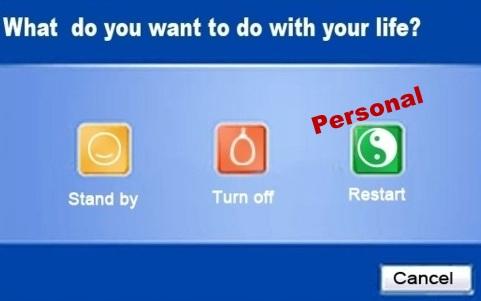 Personal Restart: Eπιλογή ή Ανάγκη;