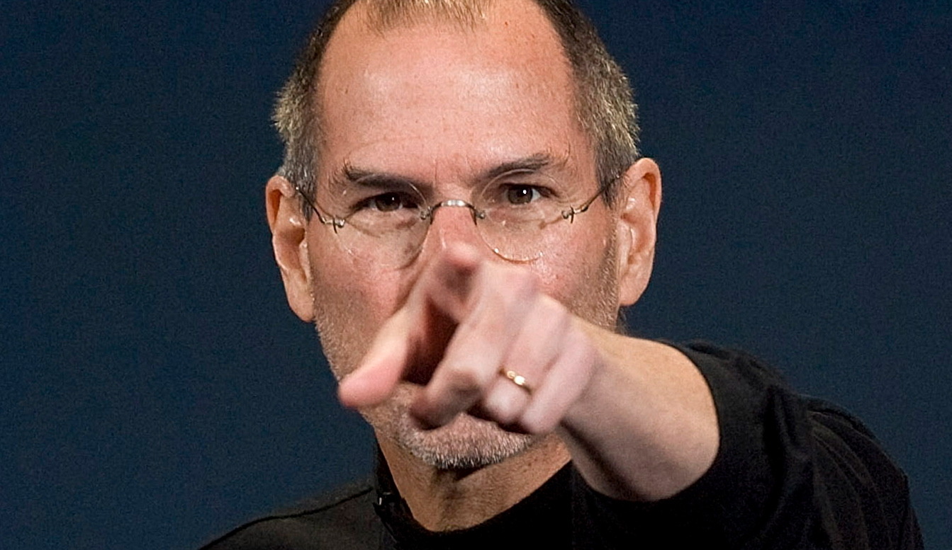 "Steve Jobs: ""Stay Hungry, Stay Foolish"""
