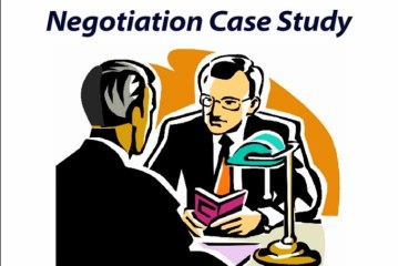 Introduction to Negotiation Skills