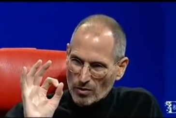 Steve Jobs talks about managing people
