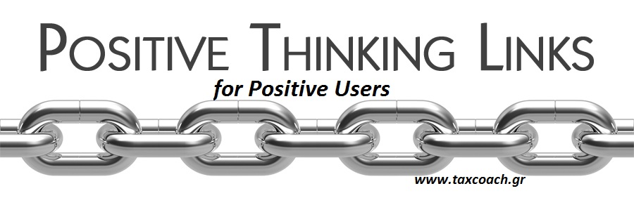 Positive Thinking Links for Positive Users – Taxcoach