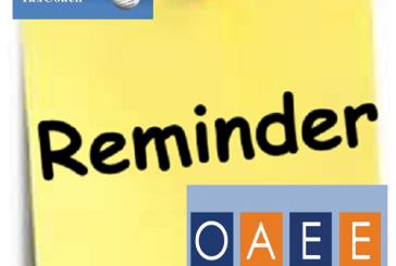 ΟΑΕΕ: Λήγει τέλος Μαΐου η δυνατότητα ρύθμισης ληξιπρόθεσμων ασφαλιστικών εισφορών