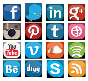 Ελληνικά -και μη- στατιστικά των Social Media για το 2013