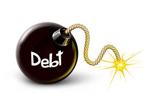 γιατί έχετε χρέος