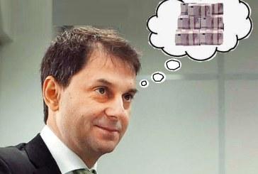 Μπόνους €5 εκατ. ζητάει ο Χ. Θεοχάρης