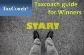 'Εχεις χρόνο για χάσιμο ;;; Βήμα 1ο – Οδηγός Taxcoach για Νικητές – Taxcoach guide for Winners