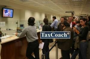 Δεν αποφεύγεται η επίσκεψη στην τράπεζα για τον ακατάσχετο λογαριασμό