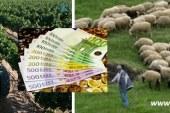 Ενισχύσεις 32 περίπου εκατ. ευρώ σε γεωργούς και κτηνοτρόφους για το έτος 2013