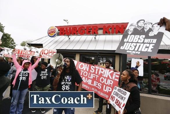 Οι Αυξήσεις στον Κατώτατο Μισθό στις ΗΠΑ, ενισχύουν την Απασχόληση