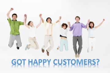 Είναι απλό! Οι πελάτες αγoράζουν όταν αισθάνονται καλά !!!
