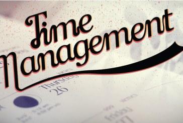 Διαχείριση χρόνου: Tips για να… βγείτε μπροστά