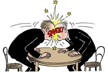 Eίμαστε υποχρεωμένοι να διαπραγματευόμαστε…
