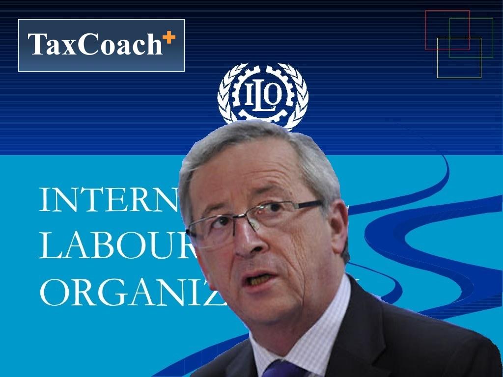 ILO: Το σχέδιο Juncker θα μπορούσε να προσφέρει άνω των 2 εκατ. θέσεων εργασίας