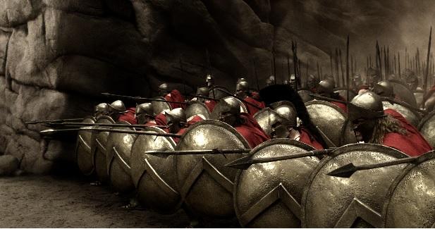 Οι 300 υπέρ της Ελλάδος!