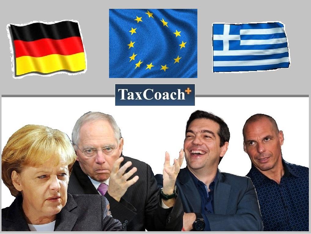 Ποιος θα υποχωρήσει πρώτα; Η Γερμανία ή η Ελλάδα; – Who will retreat first? Germany or Greece?