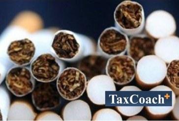 Κατάσχεση λαθραίων τσιγάρων από το Α΄ Τελωνείο Θεσσαλονίκης