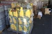 ΓΓΔΕ: Δέσμευση προϊόντων Αιθυλικής Αλκοόλης 5.300 Λίτρων στη Ρόδο