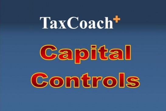 Χαλάρωση Capital Controls και σχετ. Ερωτήσεις και Απαντήσεις! -νεότερη ενημέρωση-