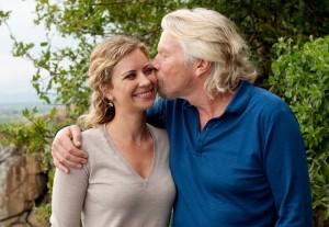 branson kiss