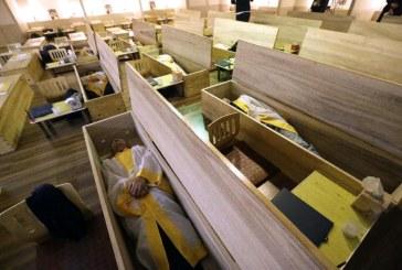 Η νέα μόδα στην Ν. Κορέα: Εικονικές Κηδείες!