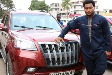 Αυτοκίνητο σχεδόν 100% Made in Ghana! Στην Ελλάδα τι;;;