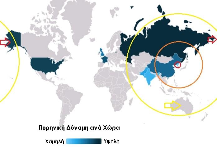 nk-nuclear map