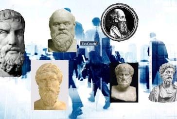 Τι μπορούν να μάθουν οι επιχειρηματίες από τους αρχαίους Έλληνες φιλοσόφους;