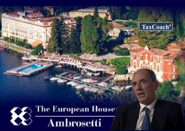 Ο Υπουργός Οικονομίας, Ανάπτυξης και Τουρισμού, Γιώργος Σταθάκης στο οικονομικό Forum Ambrosetti