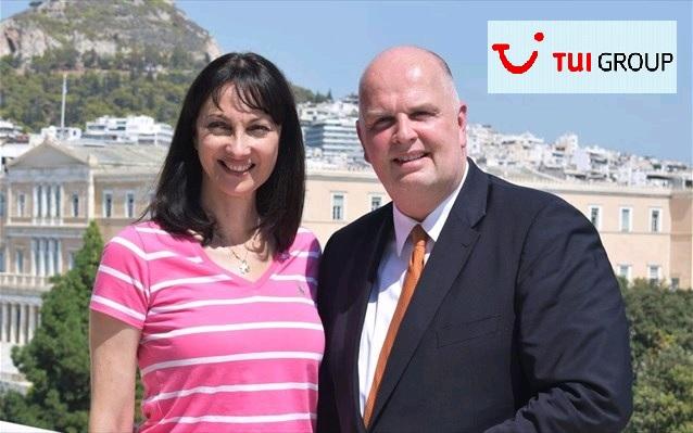 Έλενα Κουντουρά: Ενίσχυση της στρατηγικής συνεργασίας με τον Όμιλο TUI στην ανάπτυξη του ελληνικού τουρισμού