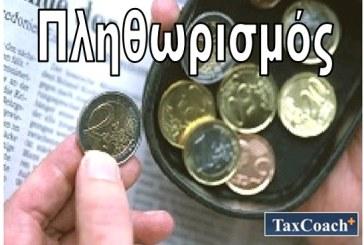 ΕΛΣΤΑΤ: Αύξηση Πληθωρισμού 1,1% τον Νοέμβριο