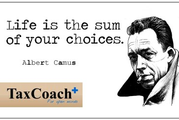 Life is a Sum of all Your Choices – Albert Camus