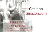 Read for Free, the HERETIC INVESTOR, for a limited time!