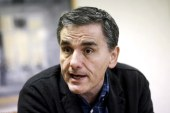 Tsakalotos Interview to WSJ: the Finance Minister Says Debt Deal Delay Hurts Greece