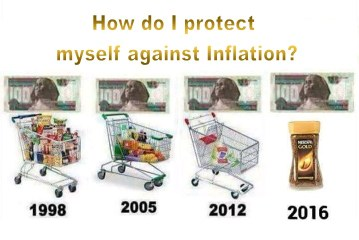 How to protect myself against Inflation