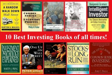 10 Best Investing Books of all times!