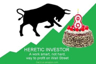 8th 'birthday' of the bull market