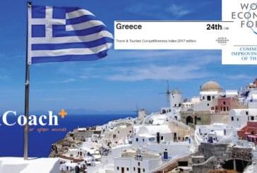 Η Εντυπωσιακή Άνοδος της Ελλάδας στην παγκόσμια κατάταξη των ισχυρών τουριστικών χωρών στον κόσμο