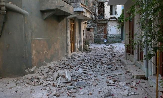 ΕΣΕΕ για Λήψη Μέτρων μετά τον καταστροφικό σεισμό της Μυτιλήνης