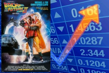 Back to the Future and Stock Markets – Επιστροφή στο Μέλλον και Χρηματιστήρια