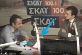 Σκονάκι Μητσοτάκη στον Πορτοσάλτε – (Βίντεο)