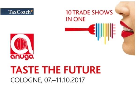 Η Περιφέρεια Αττικής στη Διεθνή Εμπορική Έκθεση Τροφίμων και Ποτών ANUGA 2017