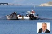 Β. Αποστόλου:  H αλήθεια για το αλιευτικό εργαλείο Βιντζότρατα