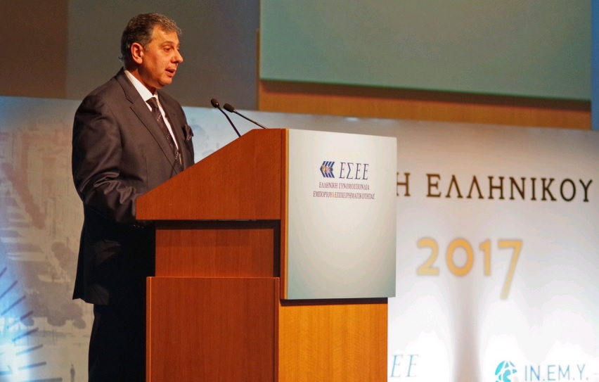 ΕΣΕΕ: Βασικά συμπεράσματα της Ετήσιας Έκθεσης Ελληνικού Εμπορίου 2017-2018