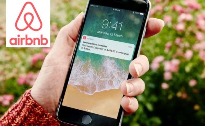 Η Airbnb επιτρέπει πλέον στους χρήστες να πληρώνουν σε δόσεις για τις κρατήσεις τους