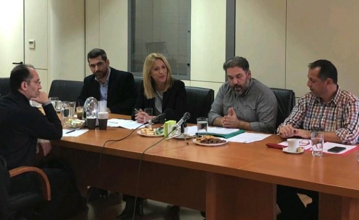Παρουσίαση των ευρημάτων της έρευνας «Συνθήκες διαβίωσης και εργασίας στο Λεκανοπέδιο της Αττικής»