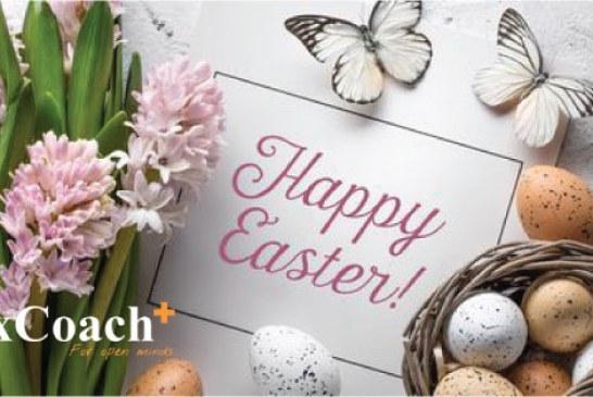 Η ομάδα του Taxcoach.gr εύχεται Καλή Ανάσταση και Καλό Πάσχα σε εσάς και τους δικούς σας!