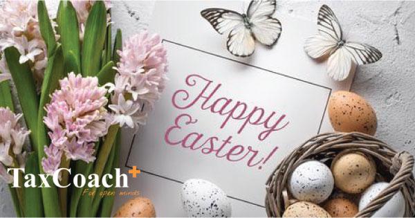 681849e40b Η ομάδα του Taxcoach.gr εύχεται Καλή Ανάσταση και Καλό Πάσχα σε εσάς και  τους