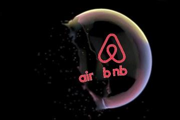 Γιατί η Airbnb μπορεί να ξεφουσκώσει