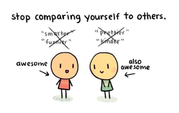 Αίσθημα κατωτερότητας και σύγκριση εαυτού με άλλους